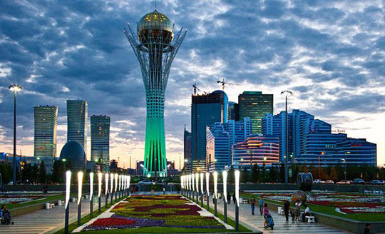 Love Almaty